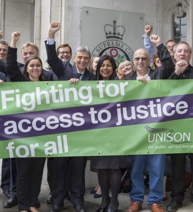 Tribunal fees victory