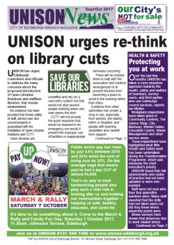 UNISON News Sept/Oct 2017