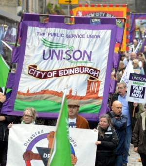 Edinburgh banner