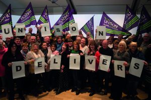 UNISON members overwhelmingly vote to accept pay offer for council workers