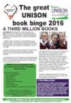 The Great UNISON Book Binge