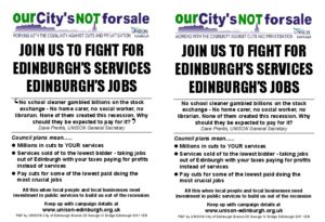 Public leaflet
