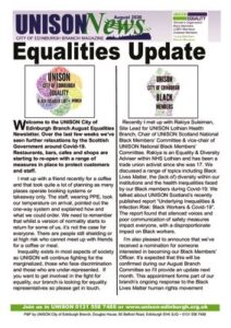 thumbnail of Equalites Newsletter August