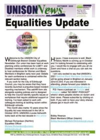 thumbnail of Equalites Newsletter October 2020