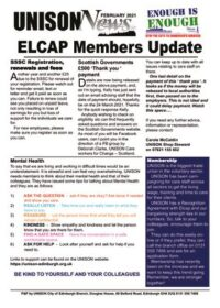thumbnail of ELCAP Newsletter Feb 2021