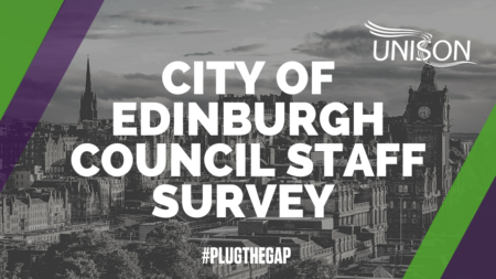 Join our campaign to protect council services & fill in our workplace survey