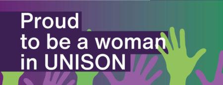 International Women's Day 2021 UNISON City of Edinburgh celebrates women workers