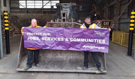 #Plug the Gap Campaign
