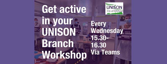Branch workshops
