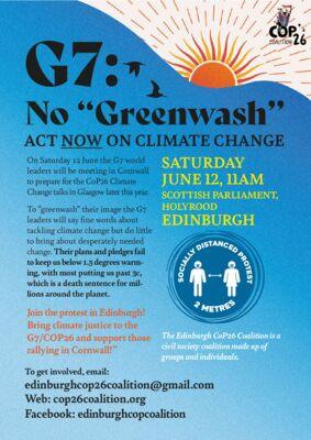 thumbnail of G7 No Greenwash flyer