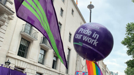 During Pride, let's recommit to act for LGBT+ equality