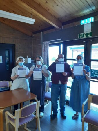 Care workers launch campaign to save Edinburgh City Council care homes